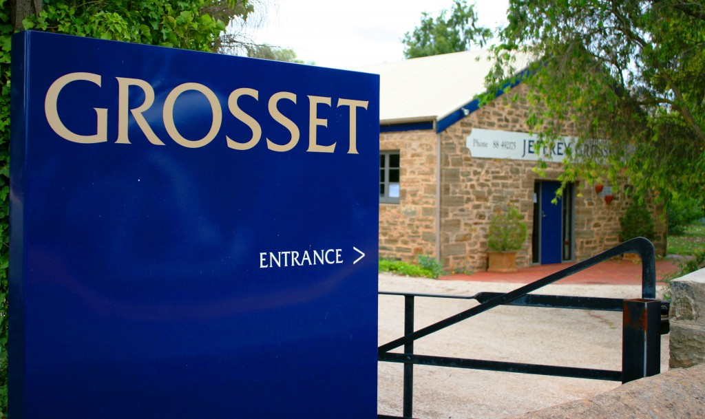 GROSSET CELLAR DOOR MAIN